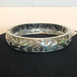 Brighton hinged bracelet